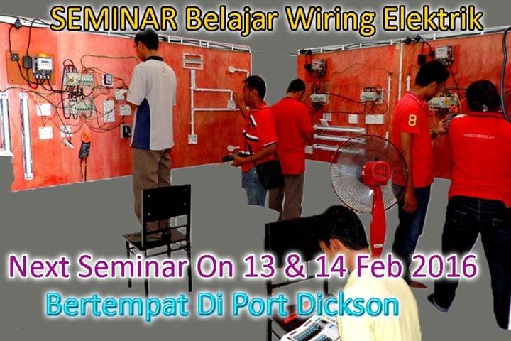 Event Details : belajar wiring elektrik - yogabreezes.com