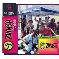 Free Zumba Class with Mimi