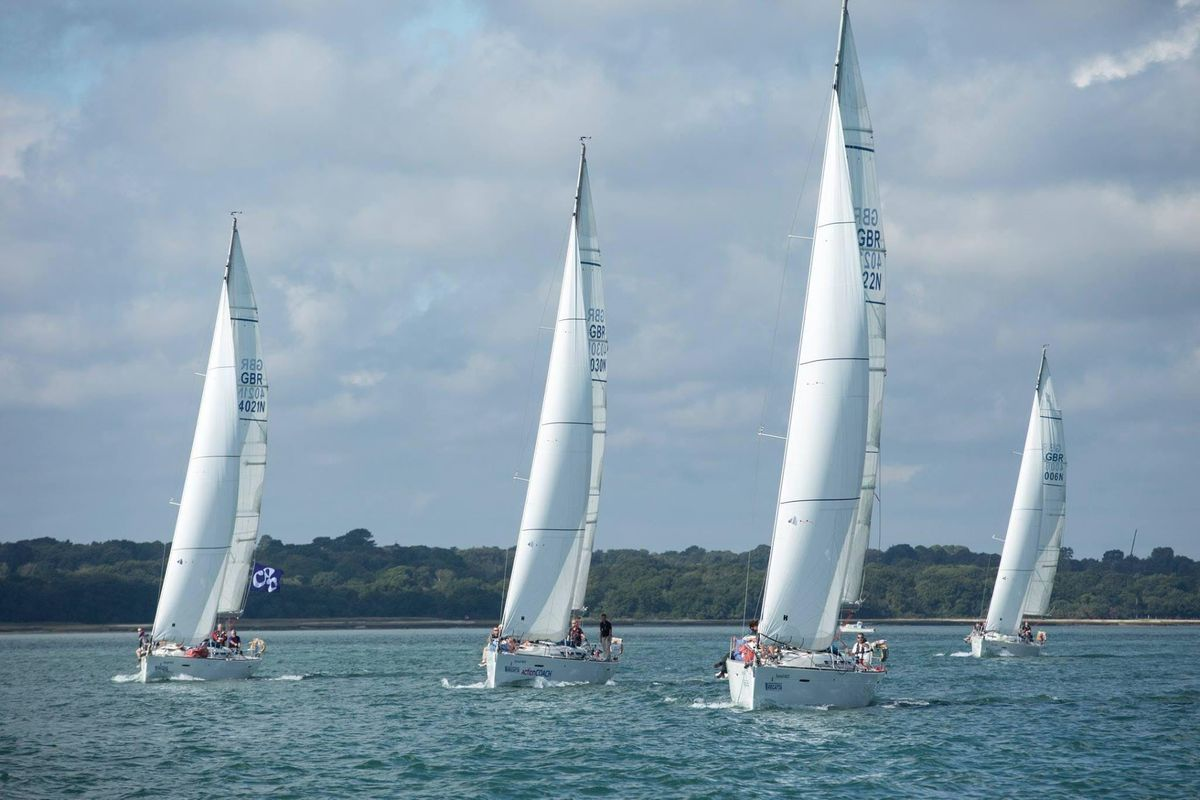 Southampton Sailing Week Regatta - Legal Cup