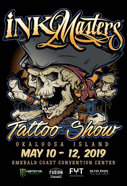 Okaloosa Island Tattoo Expo | florida