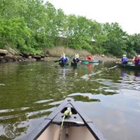 HPCMS Parent Canoe Tour of Newtown Creek