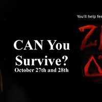 CAN You Survive Haunted House