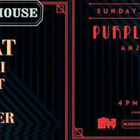Mansion House Party at Purple Martini Anjuna GOA - MyPurpleMart