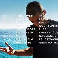 Miwata - Nicht Ohne Grund Band Tour Konstanz (Kula)