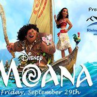 Moana Movie Night at Town Square