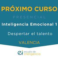 Inteligencia Emocional NIVEL 1 Valencia