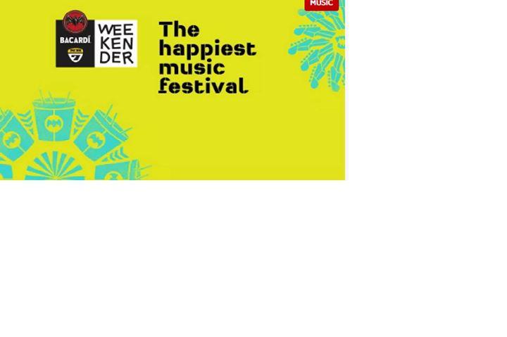 Bacardi NH7 WeekenderThe Happiest Music Festival