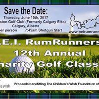 PEI RumRunners 12th Annual Charity Golf Classic