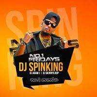 No.1 Fridays feat DJ SpinKing at XL Dubai