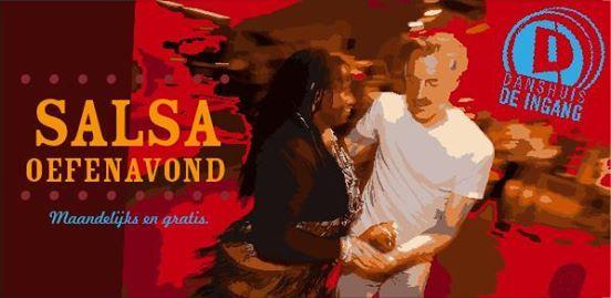Salsa oefenavond