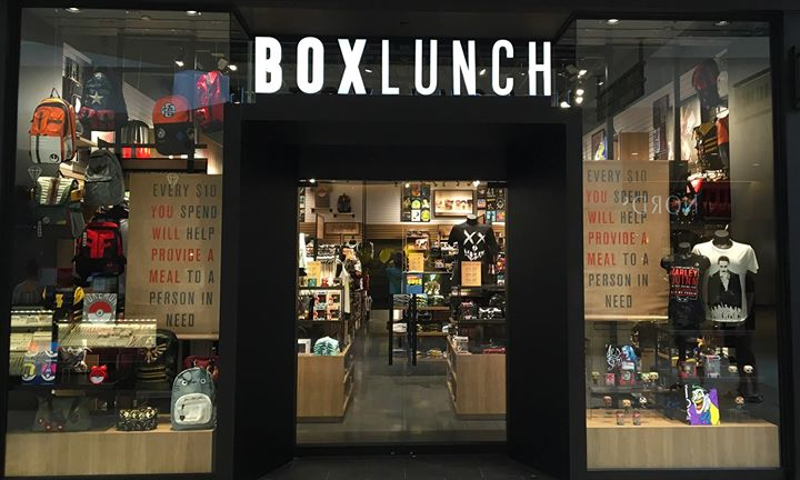 Fort Wayne Mall >> BoxLunch Store Opening - Willowbrook Mall at 1090 Willowbrook Mall, Houston, Texas 77070 ...