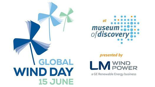 Global Wind Day Presented by LM Wind Power at Museum of