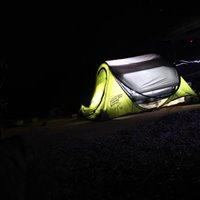 Overnight Outdoor Camp