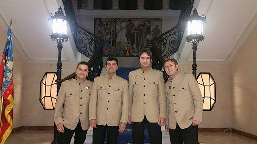 The Liverpool Band en Concierto.