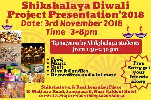 Diwali Project Presentation 2018