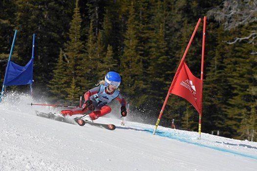 NASA Ski Swap