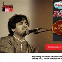 Mirchi Roohani Shaam with Rekha Bhardwaj and Javed Ali