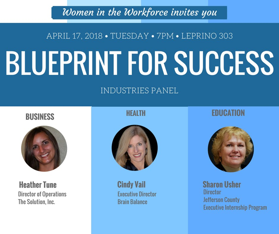 Blueprint for success industries panel at colorado christian blueprint for success industries panel malvernweather Gallery