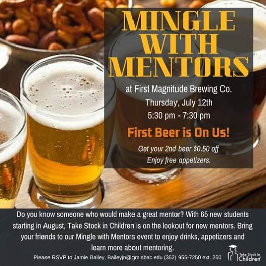 Mingle with Mentors