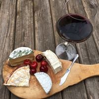 Crafting Brie &amp Camembert at Home w Sommelier-Led Wine Pairing