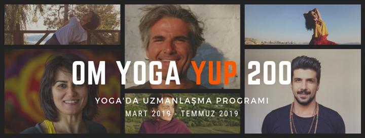Om Yoga Yup 200 - Yogada Uzmanlama Program
