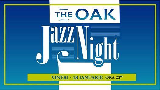 Jazz Night TheOak