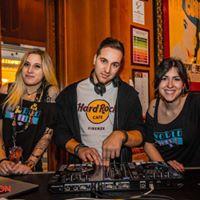 Accademia Italiana Dj ad Hard Rock Cafe