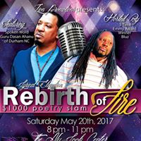 ZP Presents Rebirth of Fire 1000 Poetry Slam Ft. Dasan Ahanu