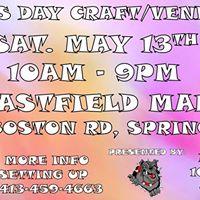 Mothers Day CraftVendor Fair