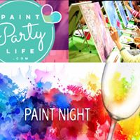 Y.A.M. Paint Night