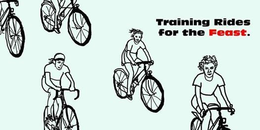 Training Rides for the Feast Ride 4