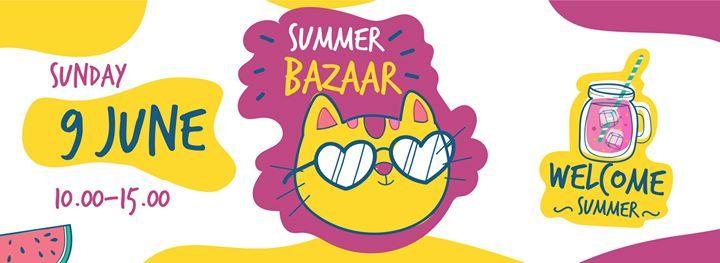 ab0e15f9aafb Nine Lives Summer Bazaar at Αιθουσα Διοτίμα