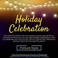 ICIJs Holiday Celebration