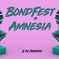 BondFest ft Amnesia  Despedida de Emilian Wonk de la Argentina