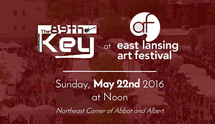 East Lansing Art Festival 2020.The 89th Key At East Lansing Art Festival Ingham County