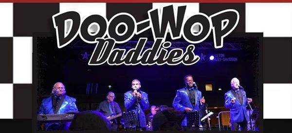 Doo Wop Daddies at the Ashwaubenon Blast