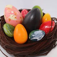 Easter Egg Chocolates 2.0 class by Seung Yun Lee
