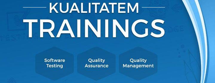 Kualitatem Trainings - Karachi Jan 16 - 20