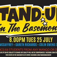 Stand Up in the Basement  Edinburgh Fringe Preview no.2
