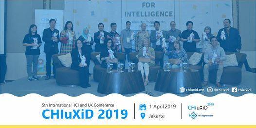 CHIuXiD 2019 - Jakarta