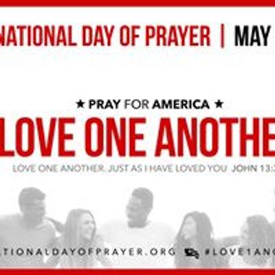 National Day of Prayer-Michigan