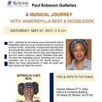 A Musical Journey with Ahmondylla Best &amp Wogbledoe