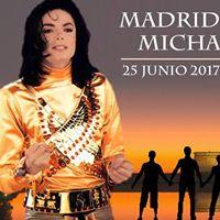 Madrid recuerda a MJ