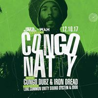 Congo Natty UK Tour - Newcastle