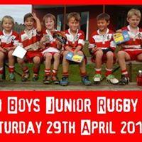 Waimea Old Boys Junior Rugby Open Day