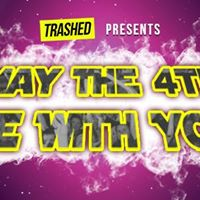 May The 4th Be With You - Free Lightsabers