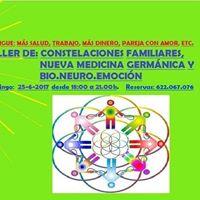 Constelaciones Familiares- Medicina Germnica- BioNeuroEmocin.