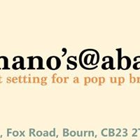 Romanos Pop-Up Brunch at Abantu Wysing Arts Centre Bourn