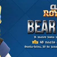 Bear Nation Clash Royale A maior festa de ursos do Rio