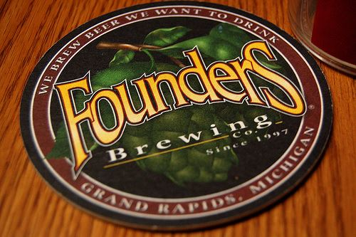 Founders Brewery Night